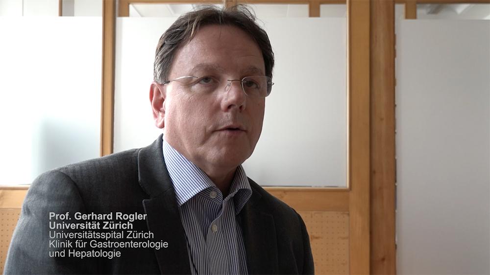 Prof. Gerhard Rogler