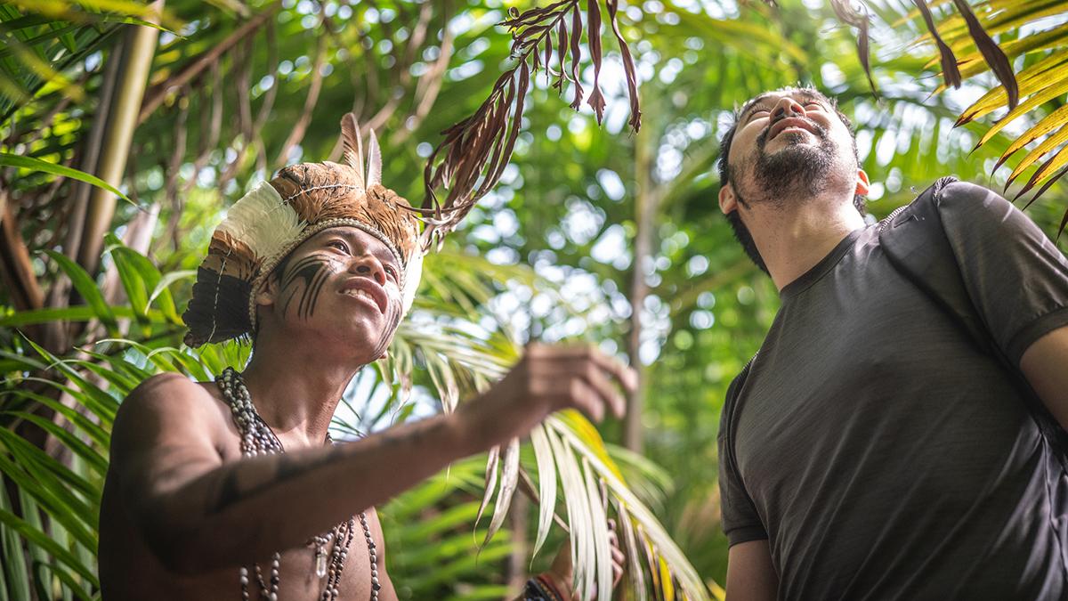 As culturas indígenas que transmitem seu conhecimento oralmente correm o risco de ver seu conhecimento médico morrer.