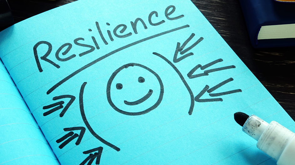 Recalling a specific instance of one's own self-efficacy proved to have a great impact on resilience. (Image: Istock.com/designer491)