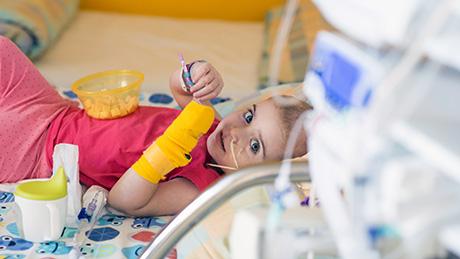 Häufigste Krebsart Bei Kindern